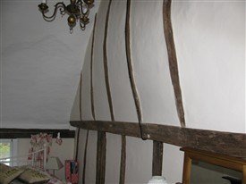 Photo:Upstairs in Forge Cottage