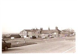 Photo:Chapel Road seen from Maidstone Road with the Forge complex on the right