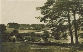 Photo:Open views across Hothfield Common around 1900