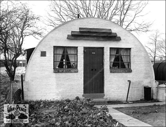 Photo:Hut no. 515 - who lived there in the late 40's and early 50s?